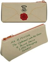 Harry Potter Hogwarts Letter School Pencil Case Officially Licensed Brand New