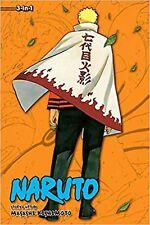 Naruto (3-in-1 Edition), Vol. 24: Includes vols. 70, 71 & 72 New Book