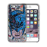 Super Hero Batman Iphone 4 4s 5 5s 5c SE 6 6s 7 8 X XS Max XR Plus Case n12
