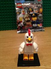 LEGO SERIES 9 CHICKEN SUIT GUY .MINT CONDITION