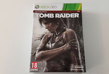 Tomb Raider -- Survival Edition (Microsoft Xbox 360, 2013) PAL UK
