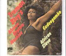 TRUMAN BLEY´S AFRICAN RHYTHM MACHINE - Gedeogambo