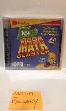 mega math blaster ages 6-12 (win 95 or power mac) CD-ROM