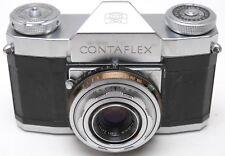 * Zeiss Ikon Contaflex w/ Tessar 45 mm Lens
