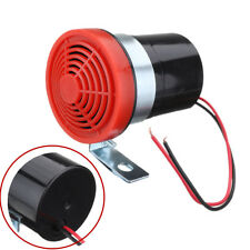 12V~24V Car Motorcycle Reversing Horn Speaker Alarm Function with Fixed Bracket