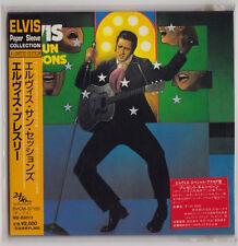 Elvis Presley Japan LTD Mini LP Paper sleeve CD The Sun Sessions 1st Japanese