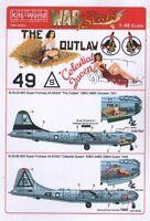 kits-world 1/48 b-29 SUPER FUERTE #48082