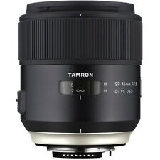 Tamron SP 45mm f/1.8 Di VC USD - Nikon F - EX DISPLAY SLIGHT DAMAGE
