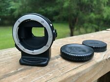 Nikon FT1 Lens Mount Adapter F Mount to 1 Series CX