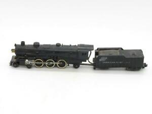 American Flyer S Gauge 283 Pacific for Parts or Fix C&NW Chicago & Northwestern
