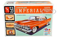 SKILL 2 MODEL KIT 1959 CHRYSLER IMPERIAL 3 IN 1 KIT 1/25 SCALE MODEL AMT AMT1136