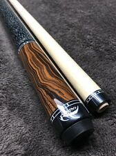 Rhino Playing Pool Cue Stick W/ Exotic Wood !!!
