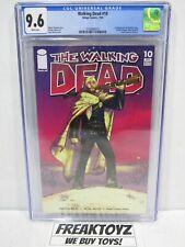 The Walking Dead #10 CGC Universal Grade 9.6 Image Comics 7/04, Hershel & Maggie
