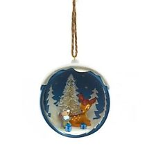 Disney Thumper And Bambi Ornament Decoration Bauble