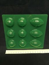 Sport Balls Mould Chocolate Cake Decoration Jelly Mold Football Tennis Rugby