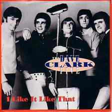 """THE DAVE CLARK FIVE  I Like It Like That PICTURE SLEEVE 7"""" 45 rpm record NEW"""