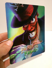 The Princess and the Frog Magnet 3D lenticular Flip effect for Steelbook