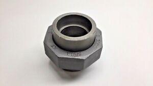 "Bonney SA/A105 3000 SP83 2"" Union Coupling Pipe KT Socket Weld Ends"