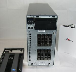 DELL PowerEdge T610 Tower Server Dual 6-Core XEON X5670 96gb RAM 8x4TB *32TB SAS