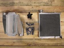Premium Aluminium Water to Air Intercooler + Heat Exchanger + Water Pump kit