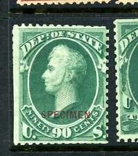 Scott #O67S Official Mint Specimen Stamp (Stock O67S-1)