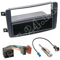 Einbaurahmen Radio DIN Blende Adapterkabel Einbauset MERCEDES CLK-Klasse (W209)