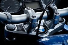 Adesivo protezione piastra forcella 3D carbon look moto BMW R1200GS 2008-2012