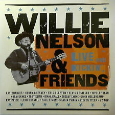 CD10 59 WILLIE NELSON & FRIENDS: LIVE AND KICKIN' ( UMG RECORDINGS 2003 )