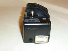 PENTAX AF130P FLASH GUN AND CASE FOR THE 110 SYSTEM