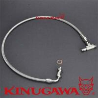 Kinugawa Turbocharger Universal Oil Feed Line Kit Garrett T25 T28 GT25 Bush Type