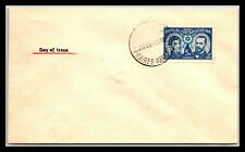 GP GOLDPATH: ARGENTINA COVER 1941 FIRST DAY OF ISSUE _CV593_P02