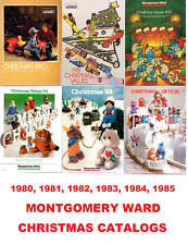 Wards Christmas Catalogs on USB Flash Drive (1980,1981,1982,1983,1984,1985)