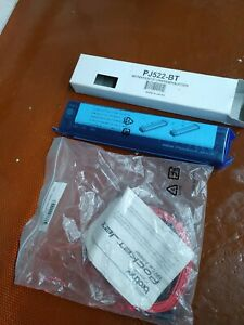 Brother Pocketjet PJ-522 Mobile Thermal Printer bluetooth