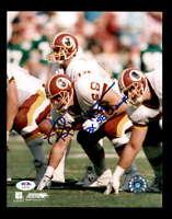 Russ Grimm 3x Super Bowl Champs PSA DNA Coa Signed 8x10 Autograph Photo