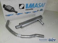 Auspuffanlage BMW 2000 3.2 Coupe E9 2800 CS Endtopf+Endrohr Set IMASAF