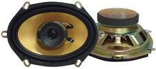 "Pyramid Audio 572gs 5"" X 7""/6"" X 8 180 Watts Two-way Speakers"