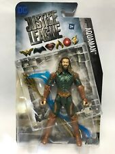 Justice League Aquaman Figure - Mattel Brand New in Damaged Packaging