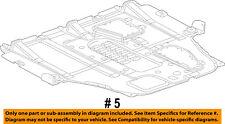 CHRYSLER OEM 15-16 200 Splash Shield-Underbody Under Engine Cover 68146985AB