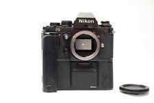 Nikon F3 Gehäuse / Body + MD-4 Motor Drive. Getestet! Nr.289