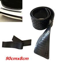 Car Guard Protector Rubber Super Drop Ship Rear Trunk Sill Plate Bumper Pad Trim