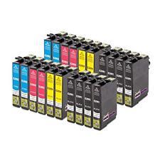 KIT 20 Cartucce Per Epson T29 XP235 XP245 XP330 XP332 XP335 XP430 T2991 T2992...