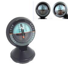 SUV Outdoor Travel Slope Indicator Up/ Down grade Clinometer Slope  Gauge