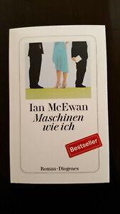 Ian McEwan: Maschinen wie ich