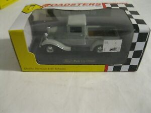 Railking Roadsters MTH Train Die Cast 1934 Ford Pickup O Scale Free Shipping