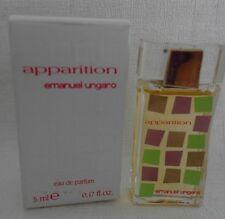 Miniature de parfum APPARITION  Emanuel Ungaro EDP 5 ml