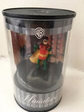 WARNER BROS MINIATURE CLASSIC COLLECTION ANIMATED ROBIN STATUE FIGURE BATMAN