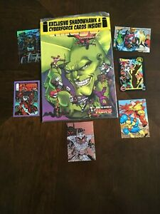 IMAGE ILLUSTRATED MAGAZINE SPECIAL EDITION 1994 HERO SAVAGE DRAGON! YOUNGBLOOD!+