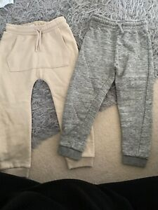 Boys Joggers Size 4-5 X 2 Pairs