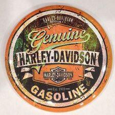 """Harley Davidson Gasoline Vintage Style Fridge Magnet 2 1/4"""""""