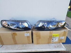 Headlights Genuine Holden VZ Monaro CV8Z and HSV Coupe4 AWD